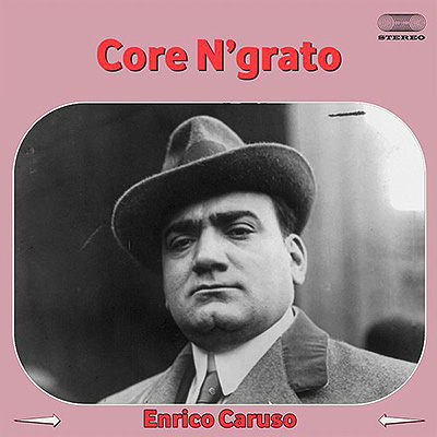 Coperina Enrico Caruso