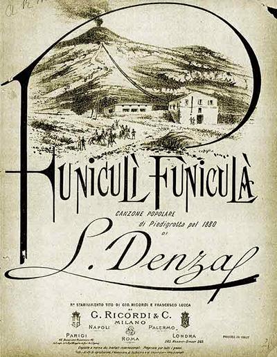 Copiella Funiculì Funiculà
